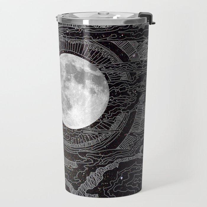 Moon Glow Travel Mug