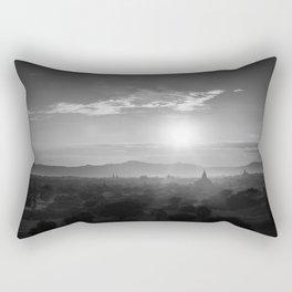 Bagan B&W Rectangular Pillow