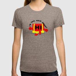 Hi I'm the new skinny T-shirt