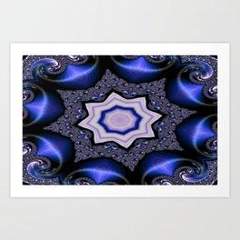 Oceanic Caucus 1 Art Print