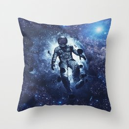 This is Travel Throw Pillow