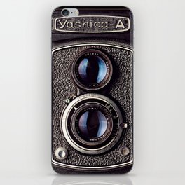 yashica iPhone Skin