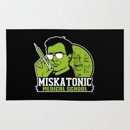 Miskatonic Medical School Rug