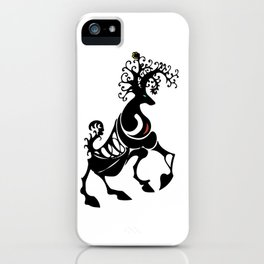 Loltheacnel iPhone Case
