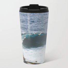Lanzarote waves Travel Mug