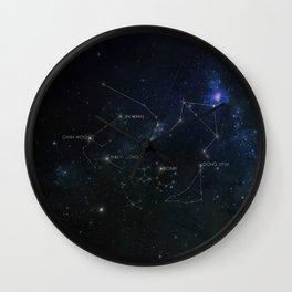 GALAXY DREAM Wall Clock