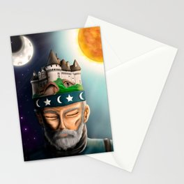 thoughtful wise Stationery Cards