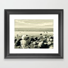 A World of Discovery Framed Art Print
