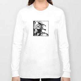 Wicked_dotwork Long Sleeve T-shirt