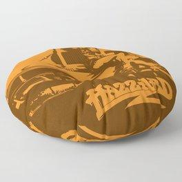 Hazzard & Girls Floor Pillow