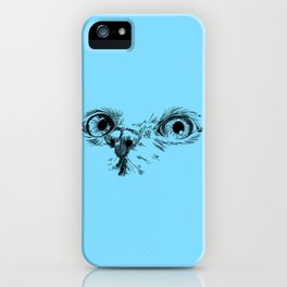 Cat face iPhone Case