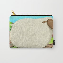 The Sheep Carry-All Pouch