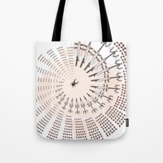 Little Universe Mandala Tote Bag
