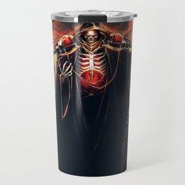 The Sorcerer King - Overlord Travel Mug