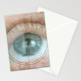 Why Eye Am What IAm Stationery Cards