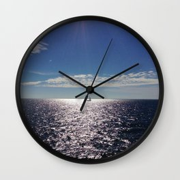 Path of Light Wall Clock