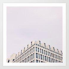 Architecture of Berlin Art Print