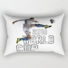 World CUP Rectangular Pillow