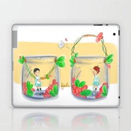 Iwaoi volleybottles / OIKAWA Laptop & iPad Skin