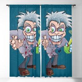 Mad Scientist Blackout Curtain