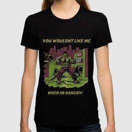 Hangry Hulk T-shirt