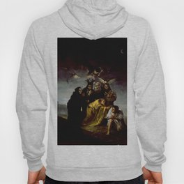 THE WITCHES SPELL - FRANCISCO GO Hoody