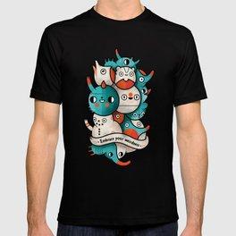 Embrace your weirdness T-shirt