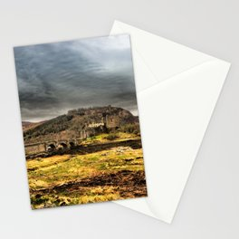 Return to Eilean Donan Castle, Scotland Stationery Cards