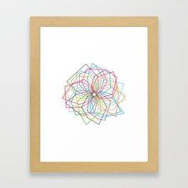 Chaos 2 Order Framed Art Print