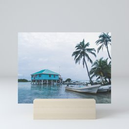 Island Retreat Mini Art Print