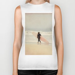 Surf Girl Biker Tank