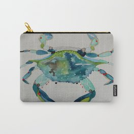 Atlantic Blue Crab Carry-All Pouch