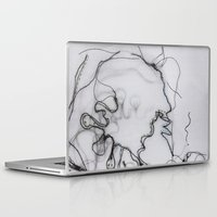 stitch Laptop & iPad Skins featuring Stitch by laura-anya