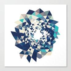 Datadoodle Burst Canvas Print
