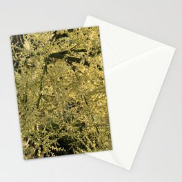 Golden Palm Flowers from Myrtle Beach Stationery Cards