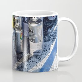 An Artist's Tools Coffee Mug
