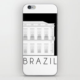 Brazil Facade iPhone Skin