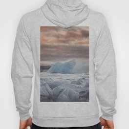 The Ice Cold Heaven - Landscape and Nature Photography Hoody