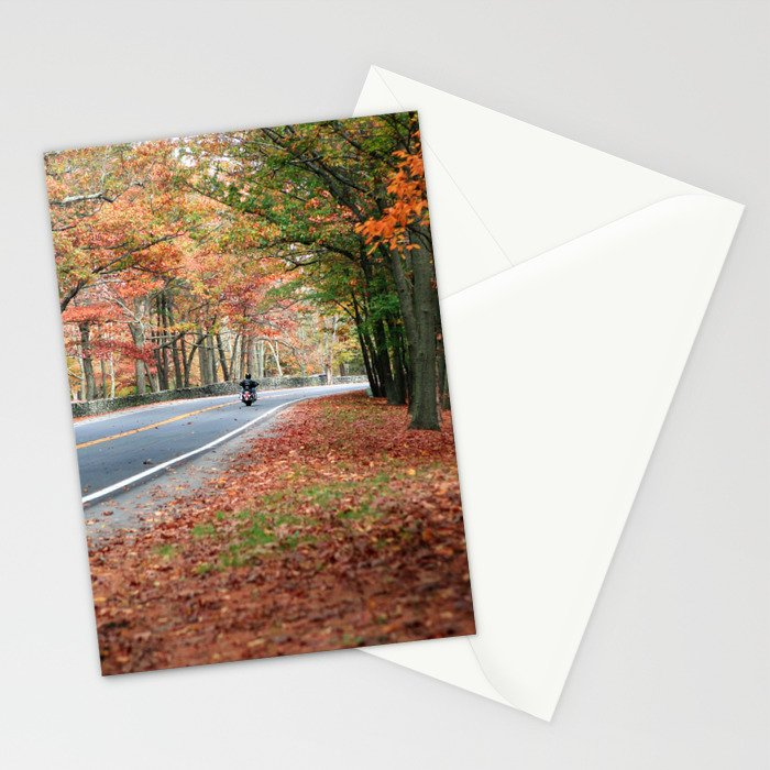 Lone Rider Stationery Cards