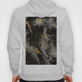 Galaxy (black gold) Hoody
