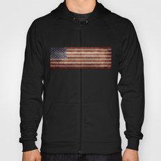 USA Flag Banner - Imagine this Hoody