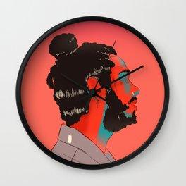 """Post """"Posty-Stoney"""" Malone Wall Clock"""