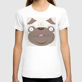 Koko Pug T-shirt
