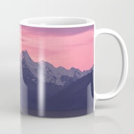 Aoraki Sunset Coffee Mug
