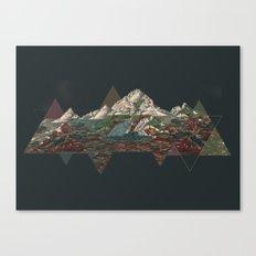 This mountain Canvas Print