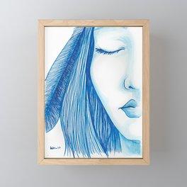 Resolve Framed Mini Art Print