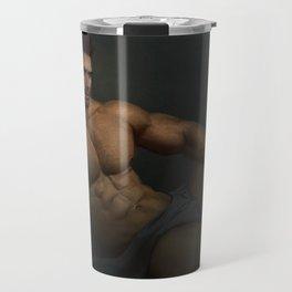 God of Darkness Travel Mug