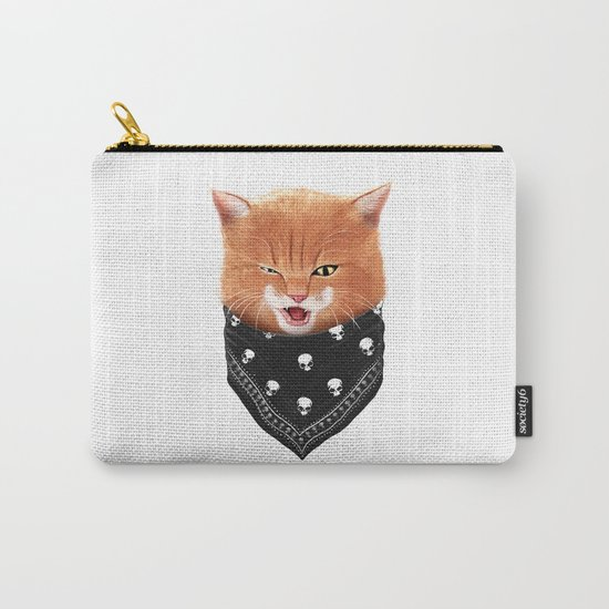 Cheeky cat Carry-All Pouch