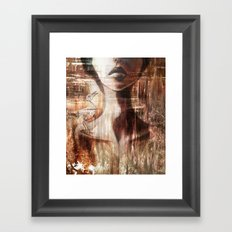 Forever yours Framed Art Print