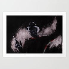 You Must Be Dreaming Art Print